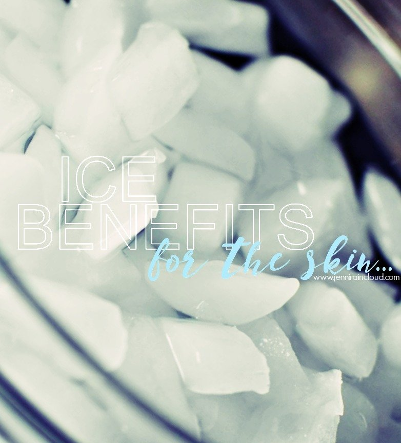 Benefits of Ice Therapy for the Skin