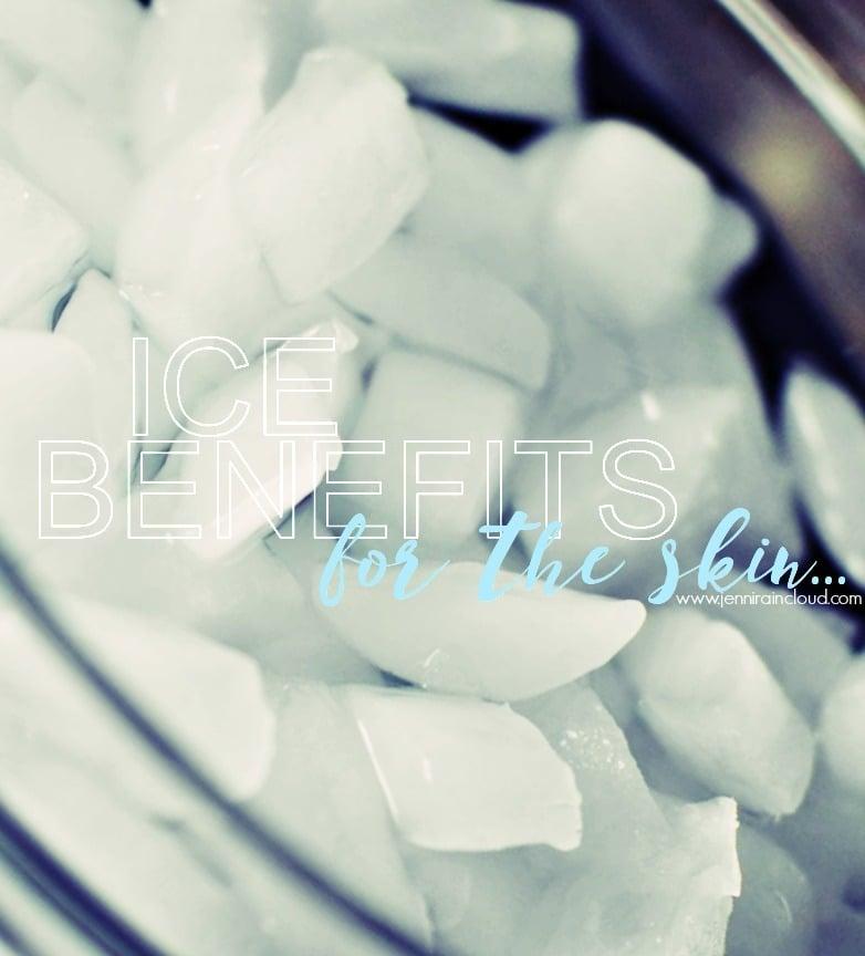 Ice facials