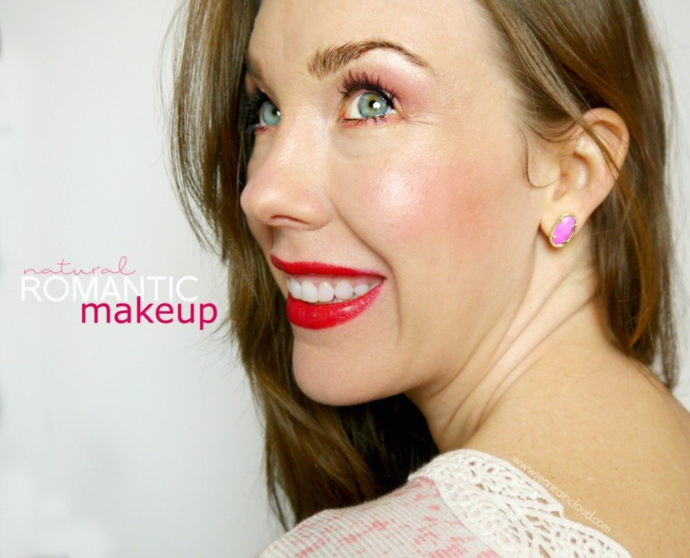 A Romantic Makeup Look That's Easy & Natural!
