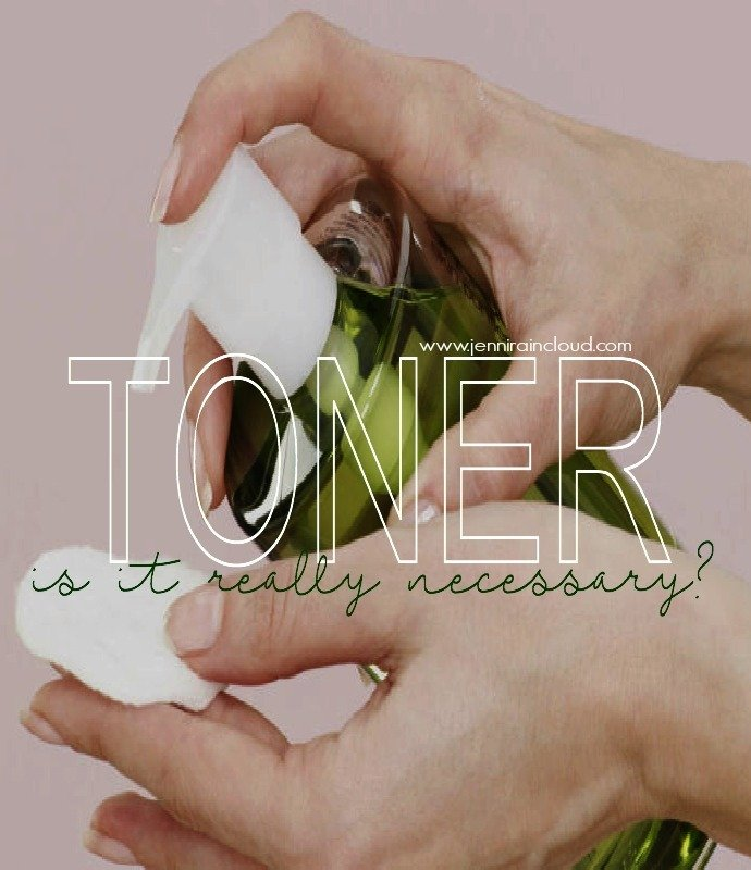 The Benefits of Toner and Are They Really Necessary??