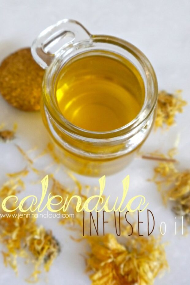 Calendula Infused Oil