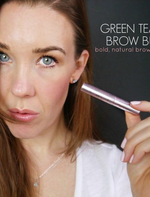 100% Pure Green Tea Fibers Brow Builder
