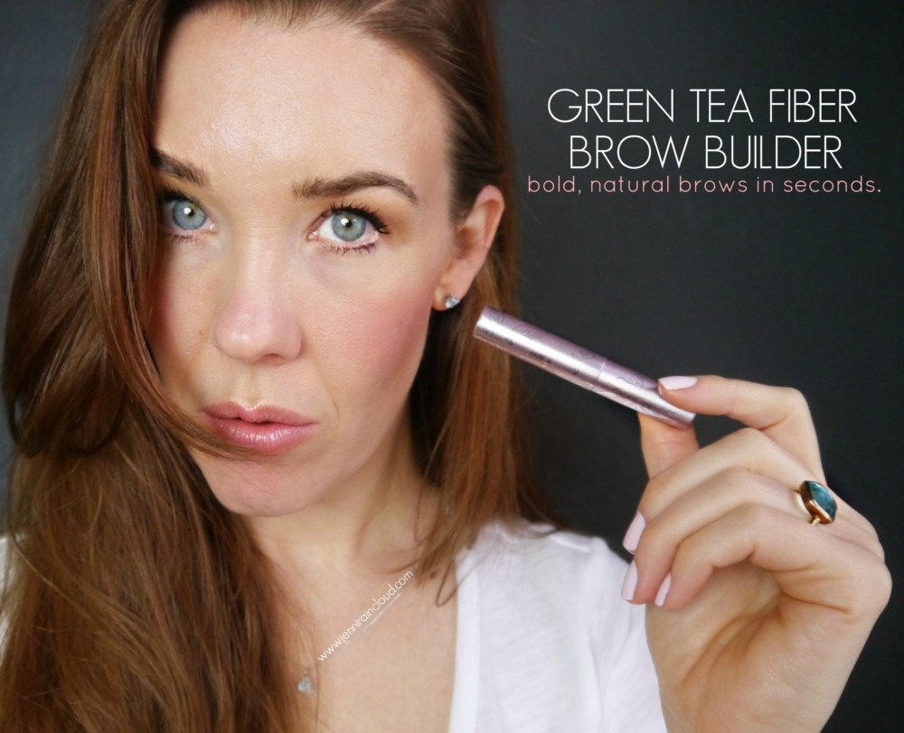 Bold, Natural Brows in Seconds!