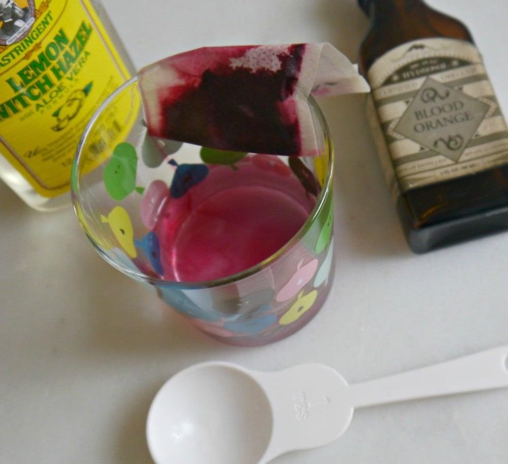 Hibiscus Toner DIY