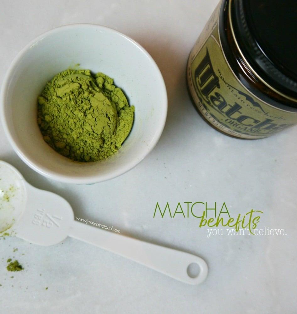 Matcha Benefits
