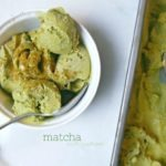 5-Ingredient Matcha IceCream-And It's Dairy Free!!