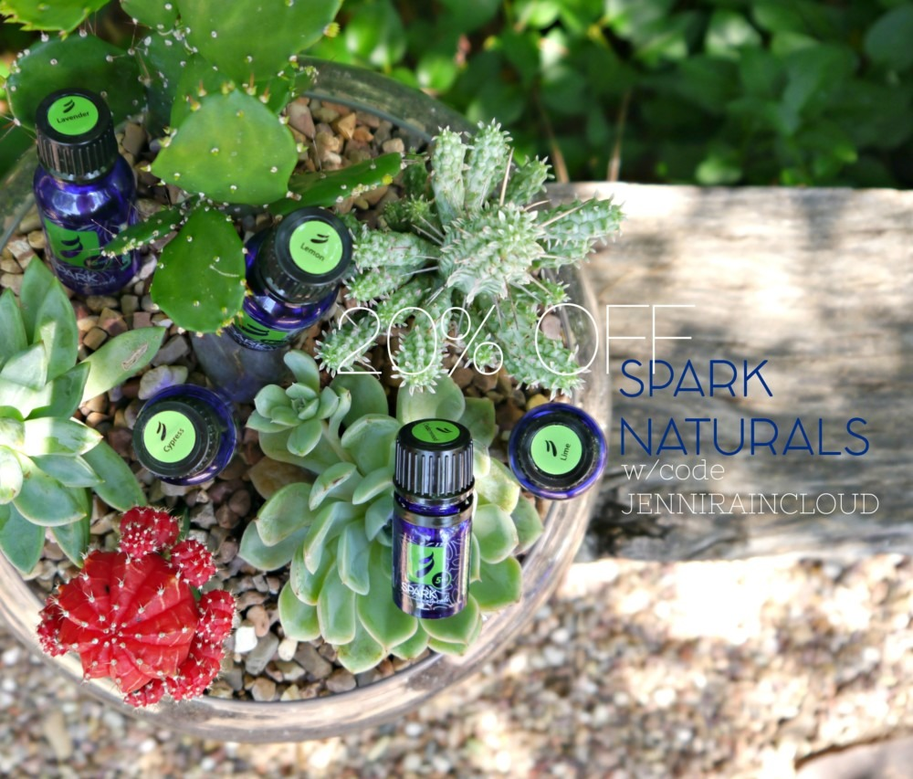 20% Off Spark Naturals!!