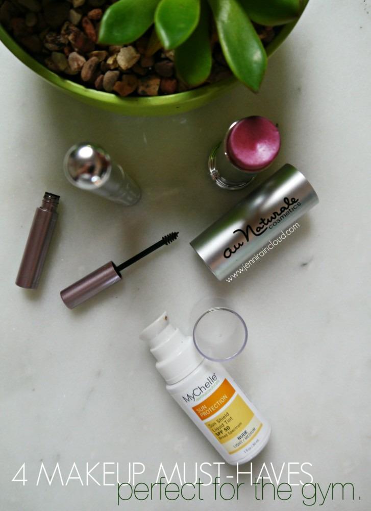 Gym Makeup Essentials