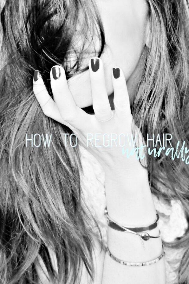 DIY Hair Growth Serum