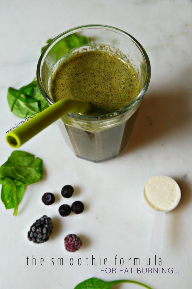 The New Smoothie Formula….