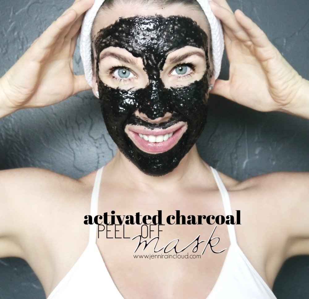Peel Off Activated Charcoal Mask