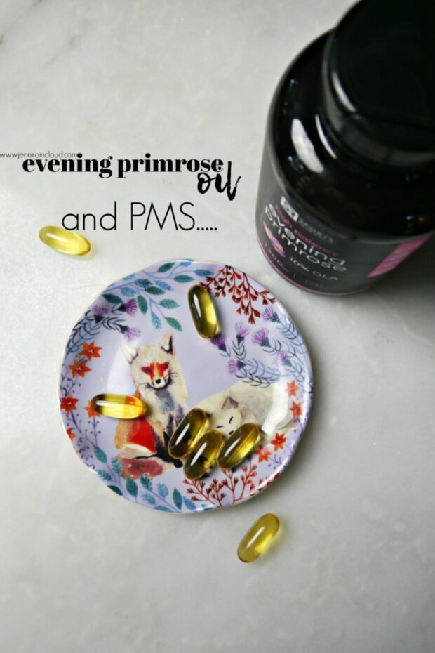 Evening Primrose Oil and PMS