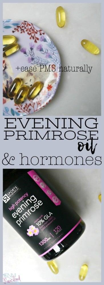 Evening Primrose Oil and PMS