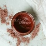 Rose Clay Oil Cleanser/Mask