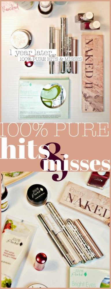 100% Pure Hits & Misses