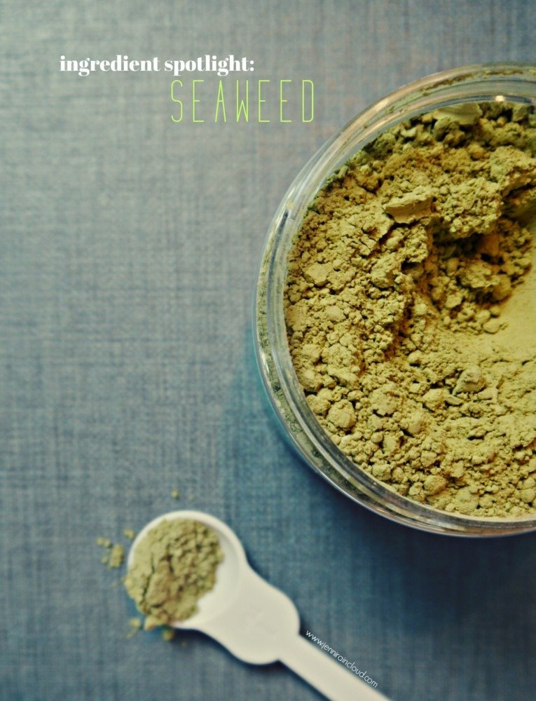Ingredient Spotlight:Seaweed+Mask Recipe!