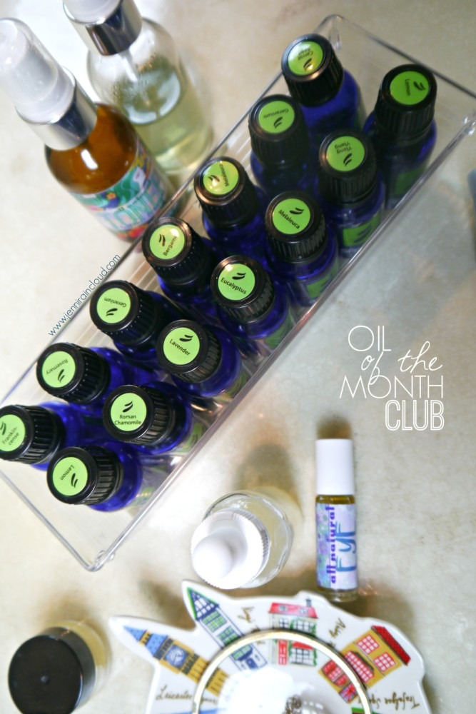 Oil of the Month Club…