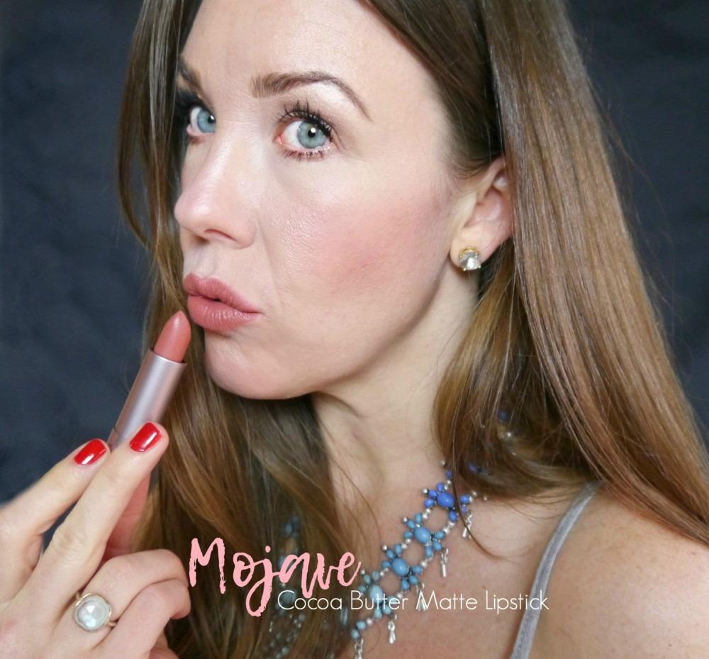 100% Pure matte lipstick