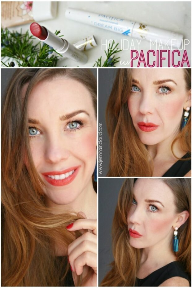 Holiday Makeup w/ Pacifica