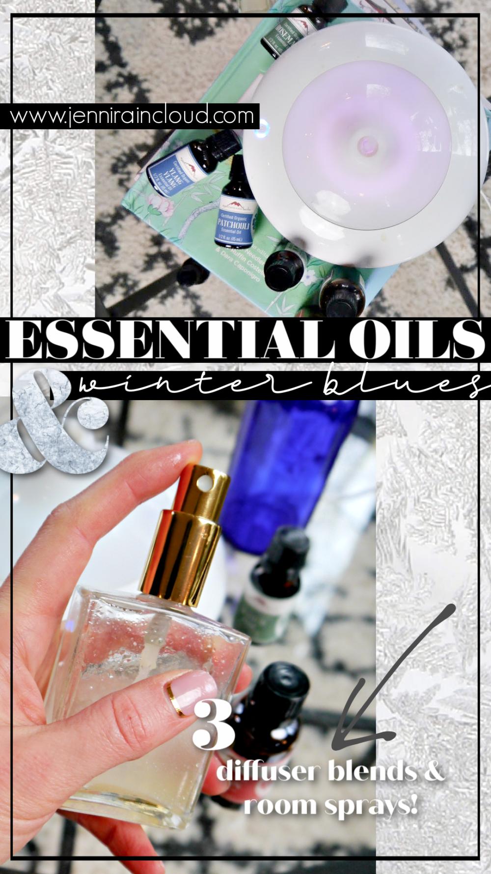 Winter Blues & Essential Oil Blends