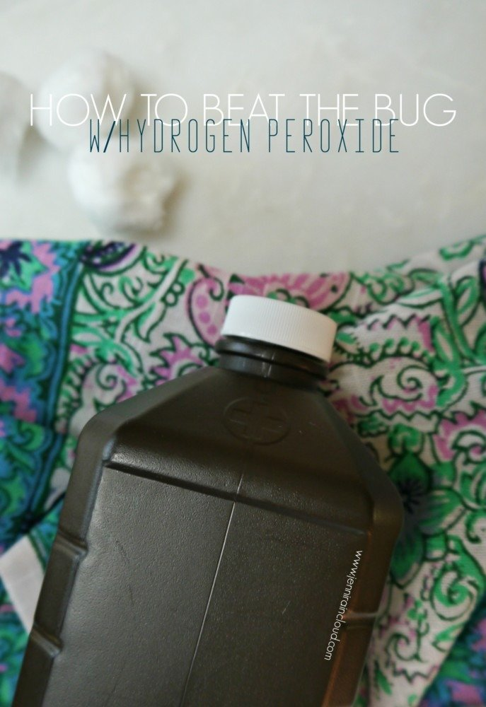Kill a Virus with Hydrogen Peroxide!