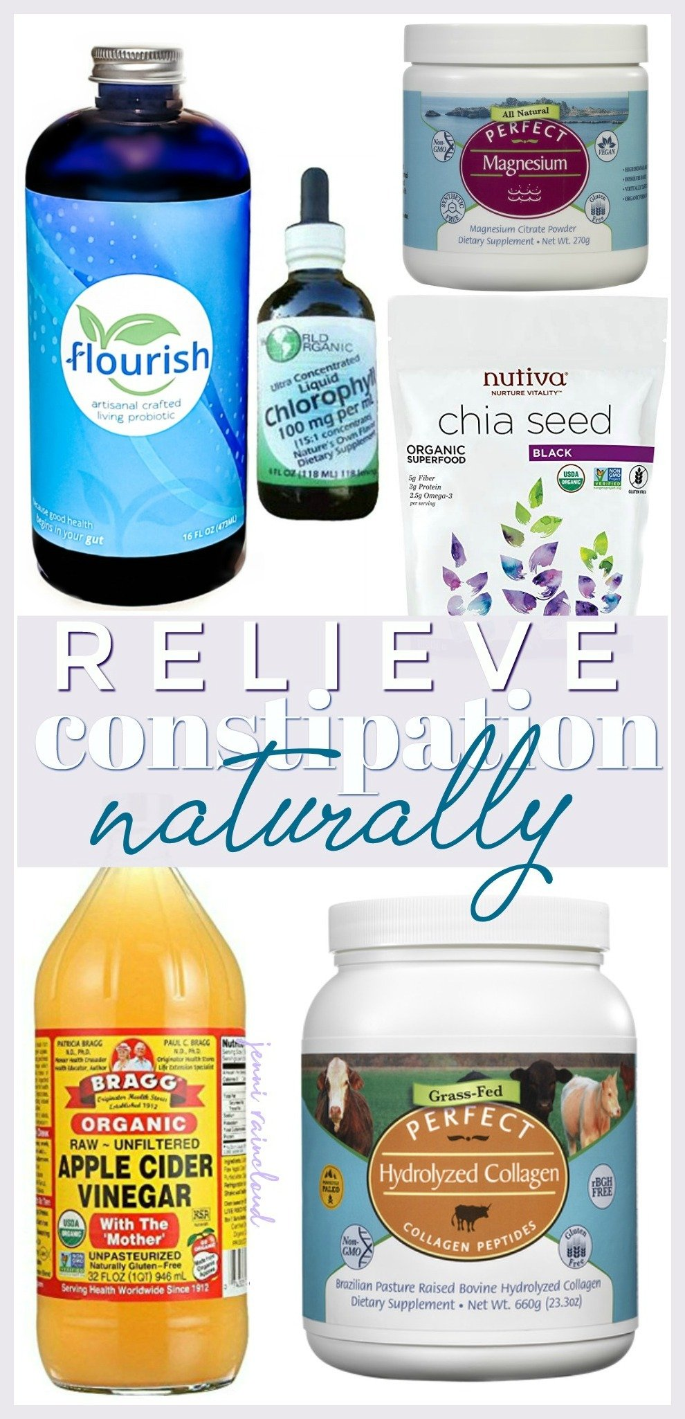 Relieve Constipation Naturally