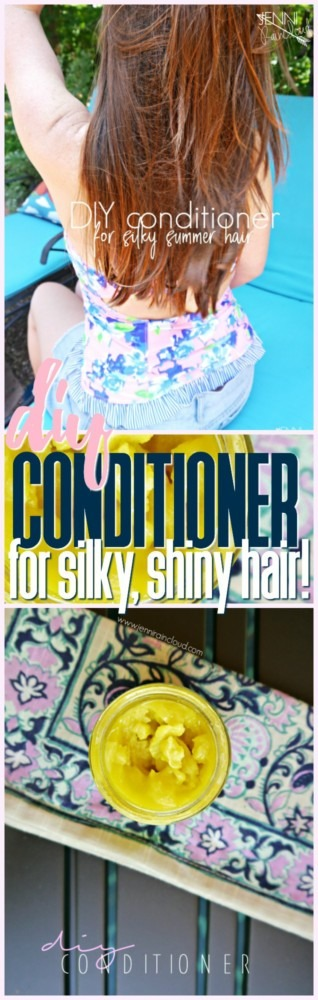 DIY Hair Conditioner