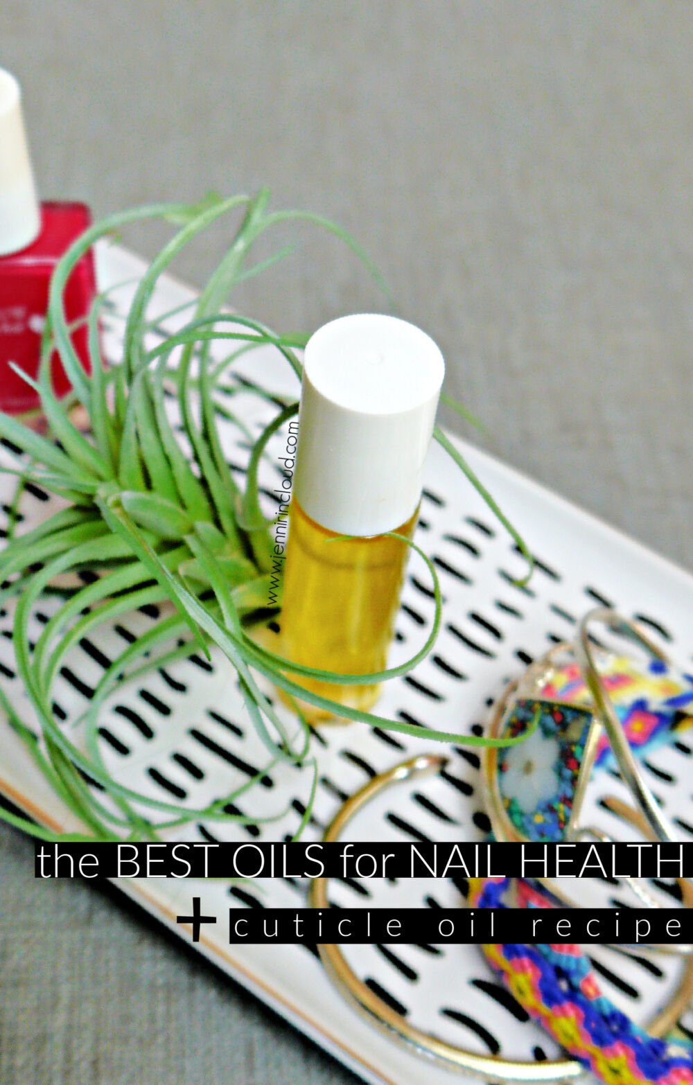 The Best Oils for Nails and DIY Cuticle Oil