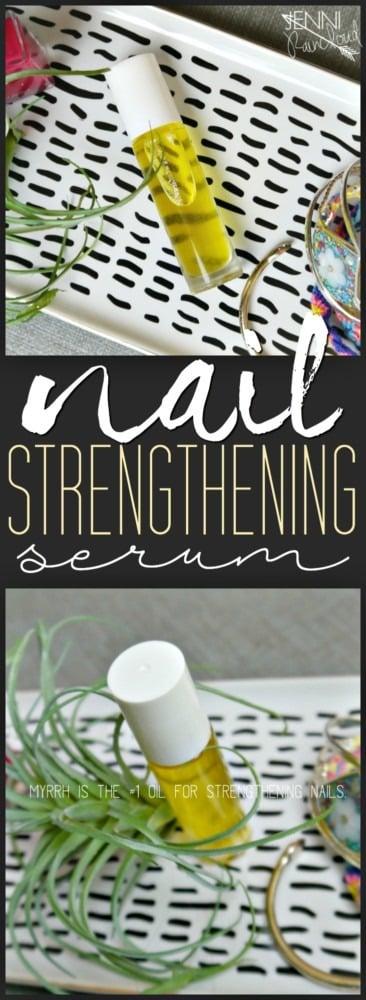 Nail Strengthening Serum DIY
