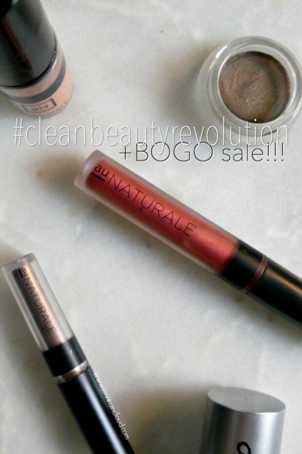 Au Naturale Makeup Review