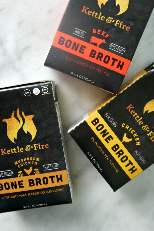Bone Broth Kettle & Fire Benefits