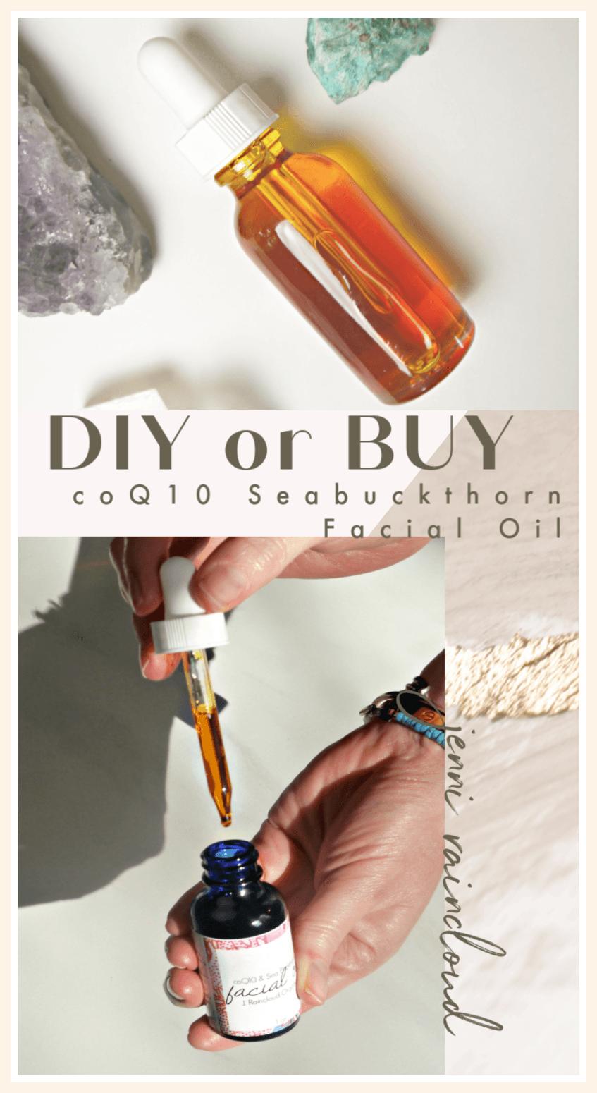 DIY or BUY Facial Oil