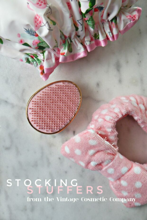 Stocking Stuffers from the Vintage Cosmetic Company