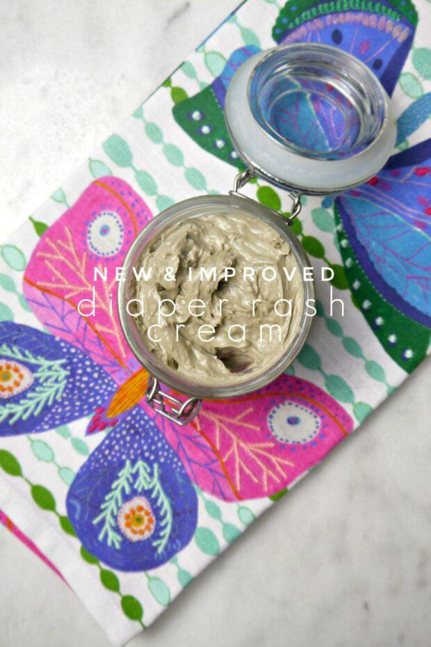 DIY Diaper Rash Cream