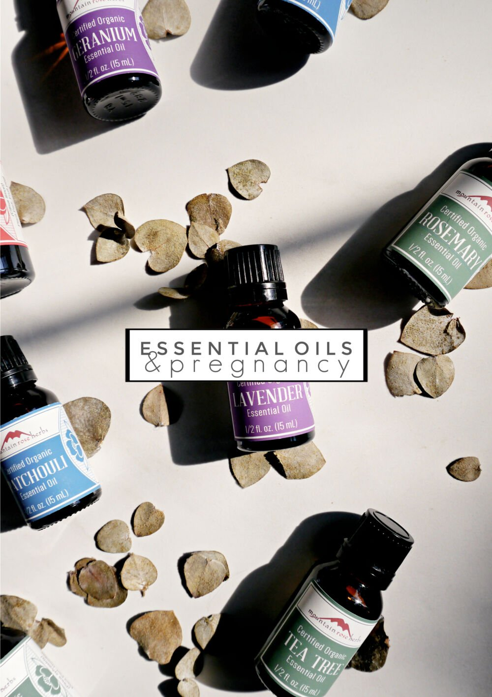 Essential Oils to Avoid During Pregnancy