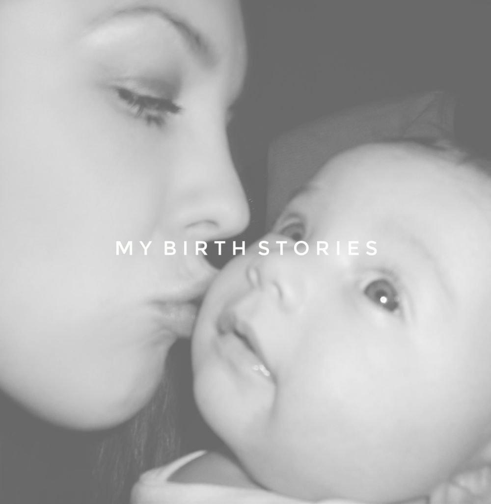 my home birth stories