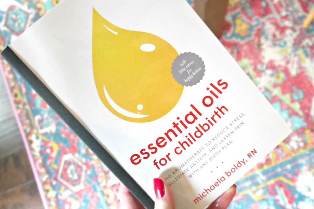 Essential Oils and Childbirth