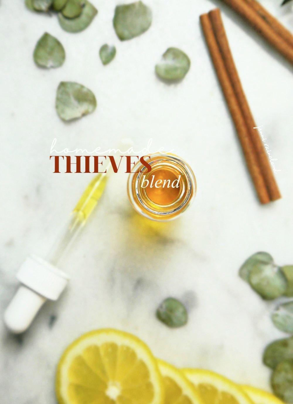 DIY Thieves Blend