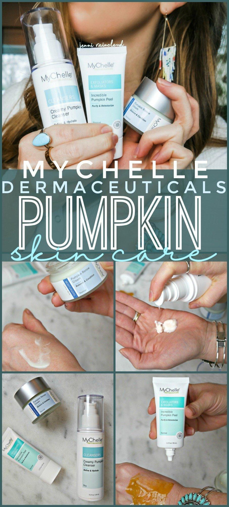 MyChelle Dermaceuticals Pumpkin Skin Care