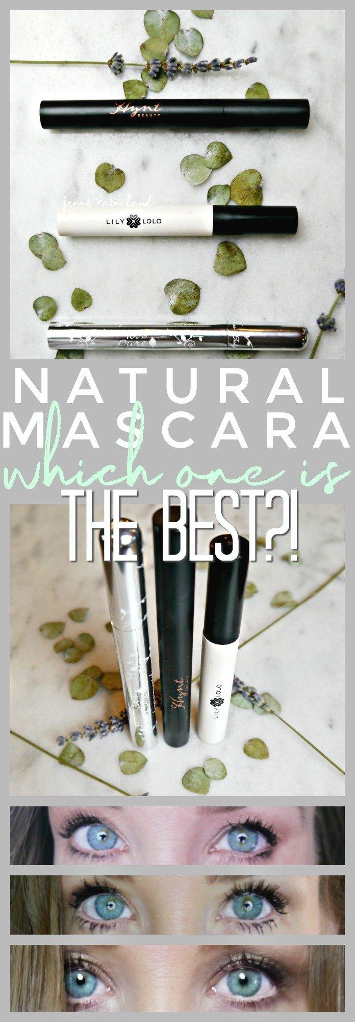 Natural Mascaras