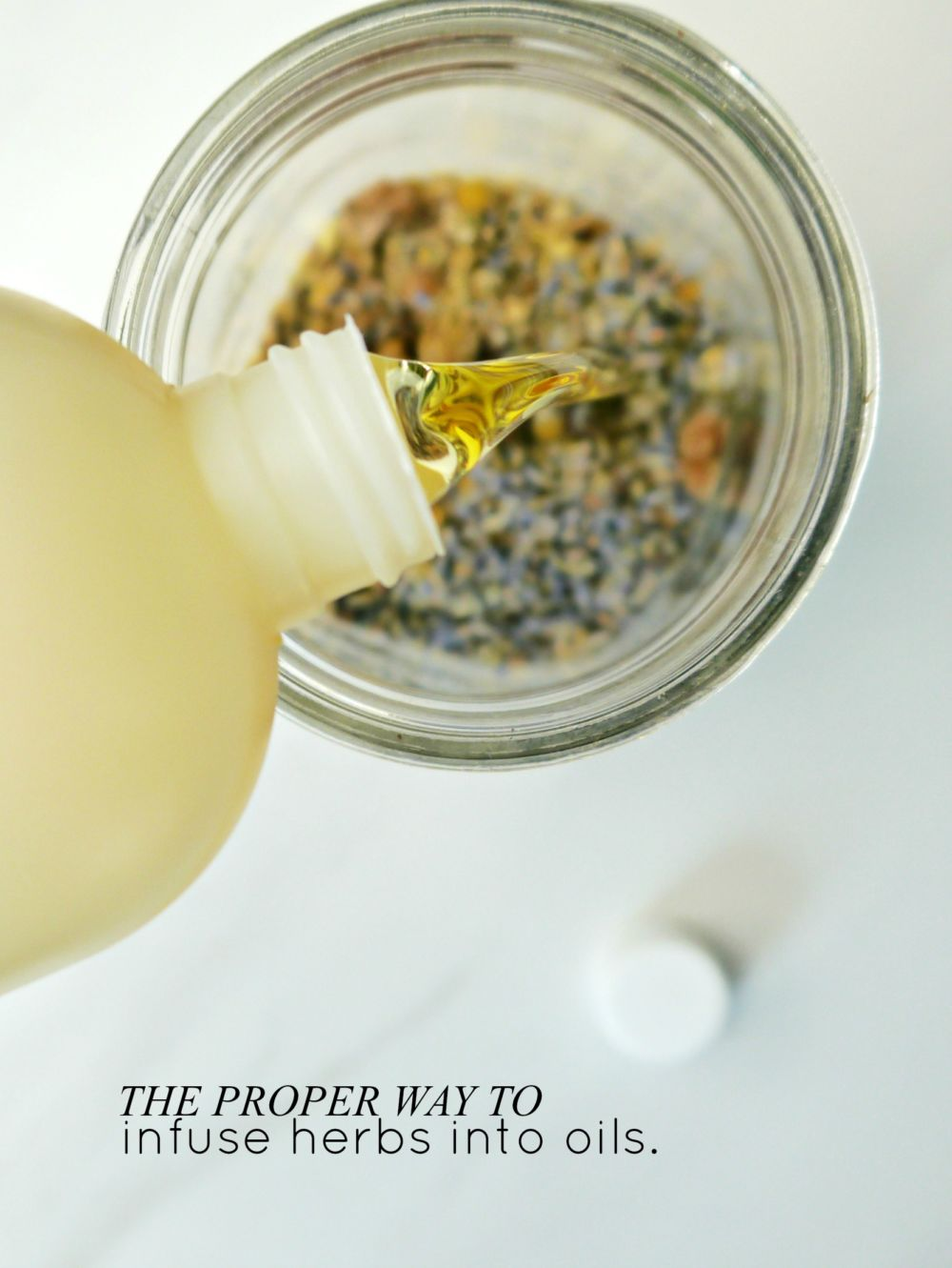 Infusing Herbs for DIY Skin Care