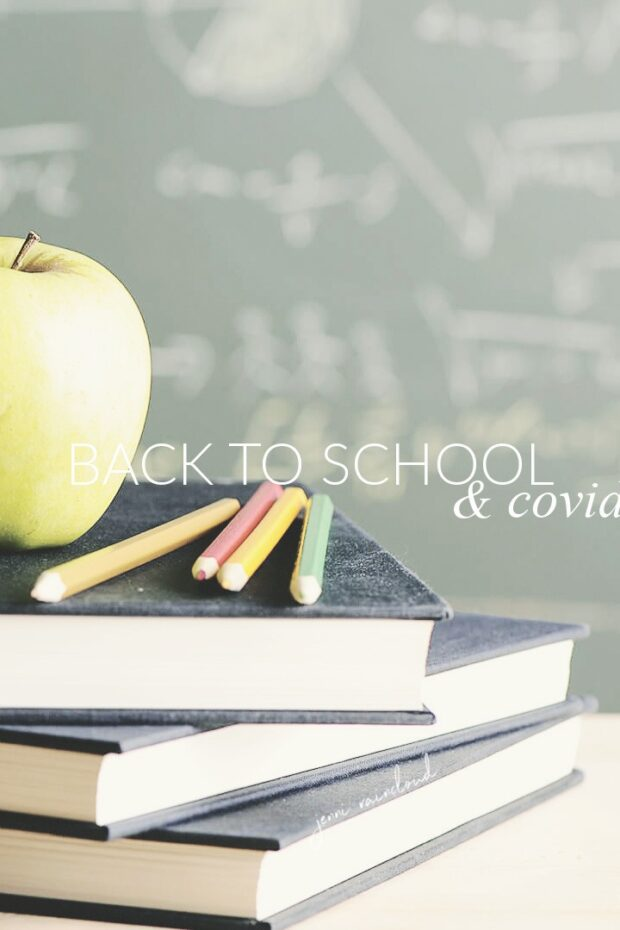 Back to School and Covid-19