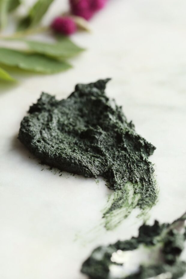Seaweed Dry Face Mask Recipe