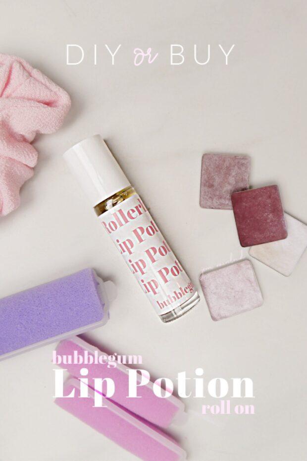 DIY Lip Potion