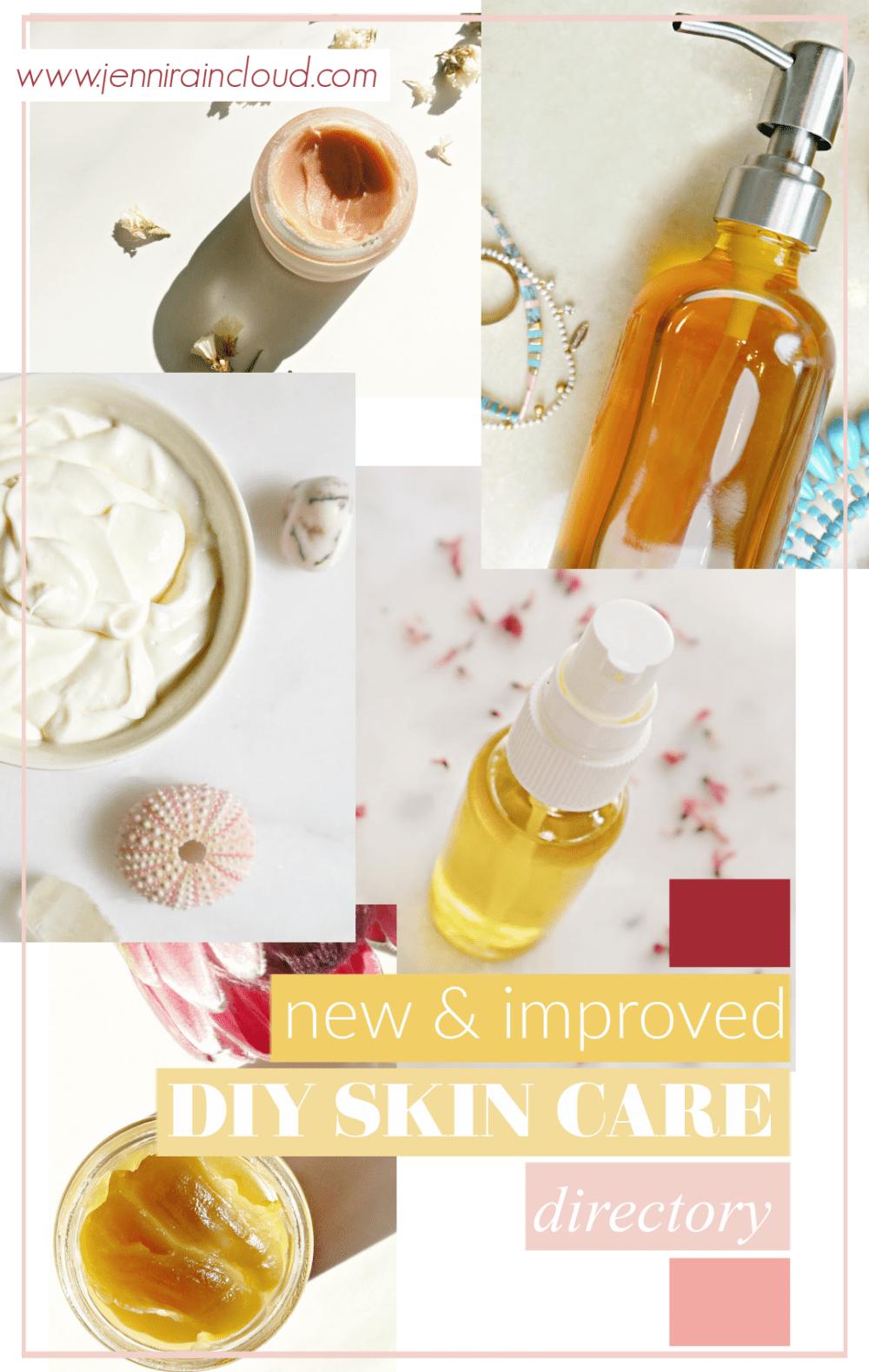 DIY Skin Care Directory