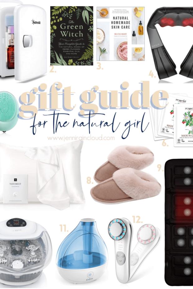 Natural Girl Gift Guide