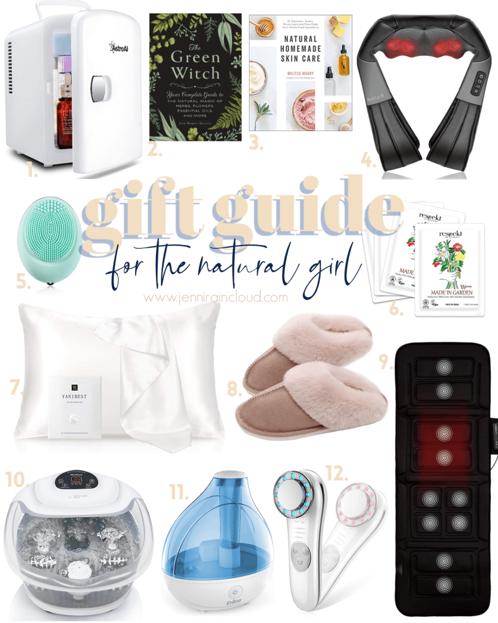 Natural Girl Gift Guide
