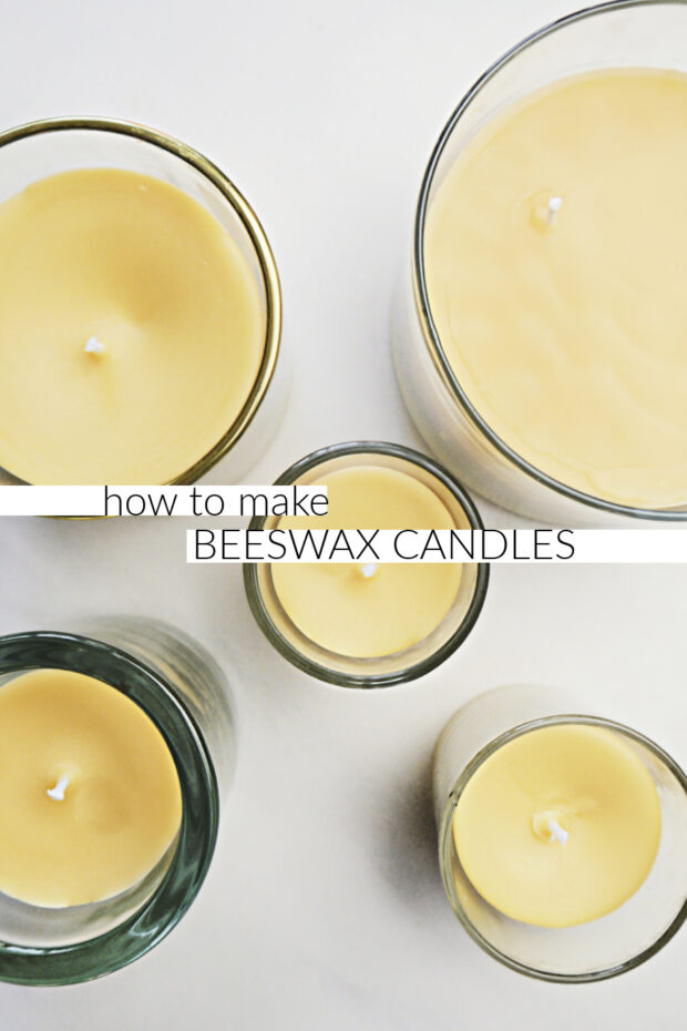 How to Make Beeswax Candles cover