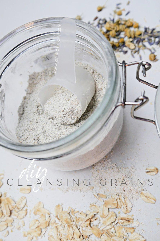DIY Cleansing Grains
