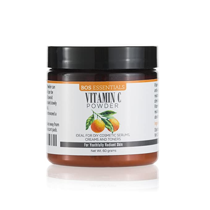 Ultra Fine Cosmetic Grade Vitamin C Powder | DISSOLVES INSTANTLY IN WATER | Finest quality availa...